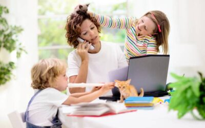 Housekeeping Tips for Busy Moms